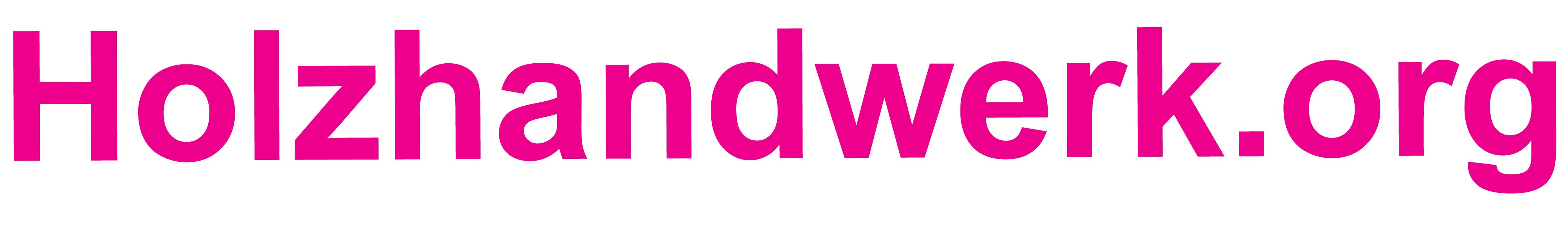 holzhandwer.org Logo